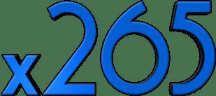 Convertir ses vidéos en format X265