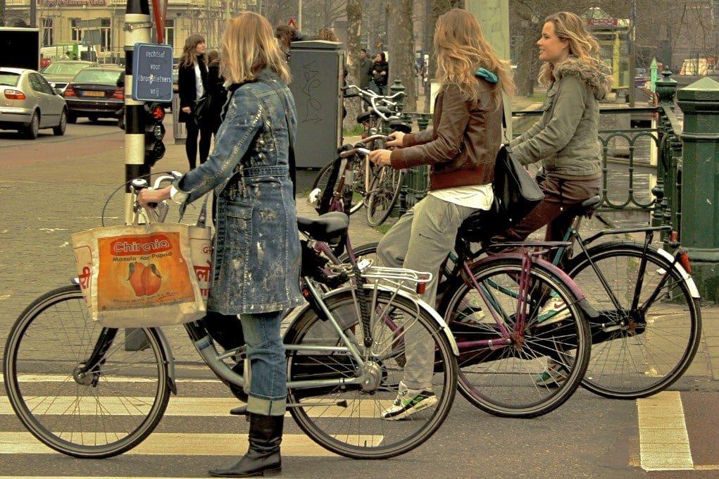 Tordre les idées reçus sur le vélo.