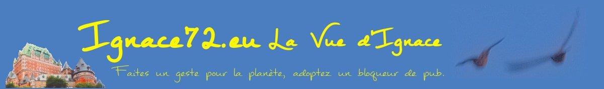 ignace72.eu – La Vue d'Ignace