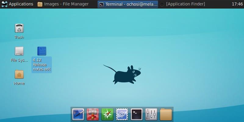 Xfce 4.14 est publié